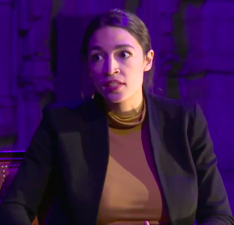 Alexandria Ocasio-Cortez Is Right About Racist Algorithms